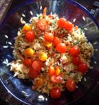Senyera Salad