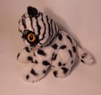 Zebra Dalmatian