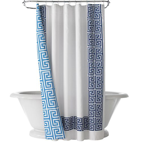 Happy Chic by Jonathan Adler Elizabeth Shower Curtain, sold at JCPenney